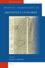 Medieval Commentaries on Aristotle's Categories