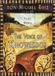 The Voice Of Knowledge: Toltec Wisdom, a 48-card Deck by Ruiz, Don Miguel/ Mills, Janet