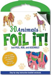 3-D Animals Foil It!