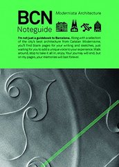 Bcn Noteguide Modernista by Papersdoc (COR)