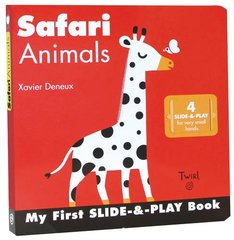 Safari Animals (Novelty book)