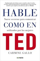 Hable como en TED / Talk Like TED