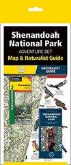 Shenandoah National Park Adventure Set: Map & Naturalist Guide