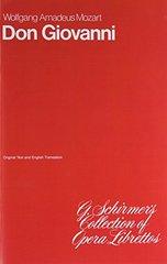 Don Giovanni: Opera Libretto