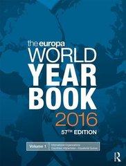 The Europa World Year Book 2016
