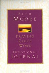 Praying God's Word Devotional: Devotional Journal