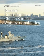 Russia's Contribution to China's Surface Warfare Capabilities: Feeding the Dragon
