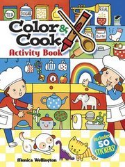 Color & Cook