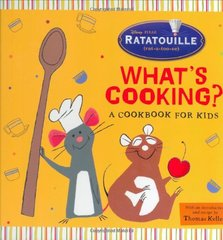 What's Cooking?: A Cookbook for Kids
