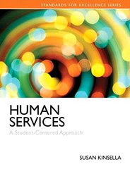 Human Services, Pearson Etext Access Card: A Student-centered Approach