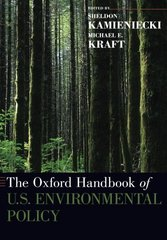 The Oxford Handbook of U.S. Environmental Policy