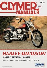 Harley-Davidson FLSFX Softail Big-Twin Evolution 1984 - 1999