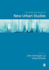 The Sage Handbook of New Urban Studies
