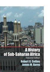 A History of Sub-Saharan Africa