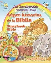 Los Osos Berenstain Super historias de la Biblia / The Berenstain Bears Storybook Bible