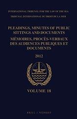 Pleadings, Minutes of Public Sittings and Documents / Mémoires, Procès-verbaux Des Audiences Publiques Et Documents