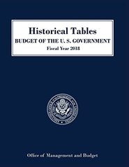 Historical Tables: Budget of the U.S. Government Fiscal Year 2018