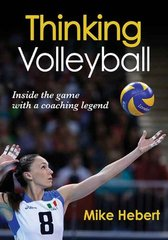 Thinking Volleyball by Hebert, Mike