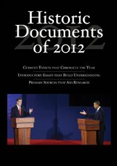 Historic Documents of 2012