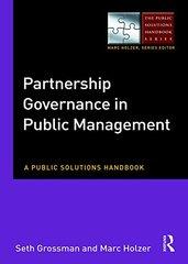 Partnership Governance in Public Management