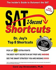 Sat 2-second Shortcuts: The Insider's Guide to the New Sat