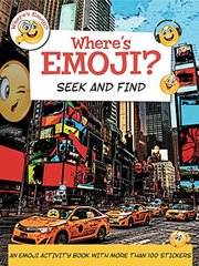 Where's Emoji? Seek and Find