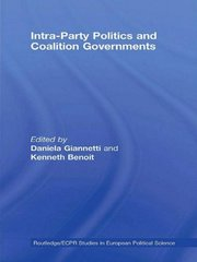 Intra-Party Politics And Coalition Governments