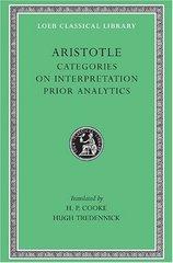 Aristotle: The Categories on Interpretation