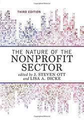 The Nature of the Nonprofit Sector