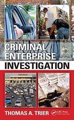 Criminal Enterprise Investigation