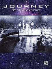 Journey: Easy Guitar Tab Anthology
