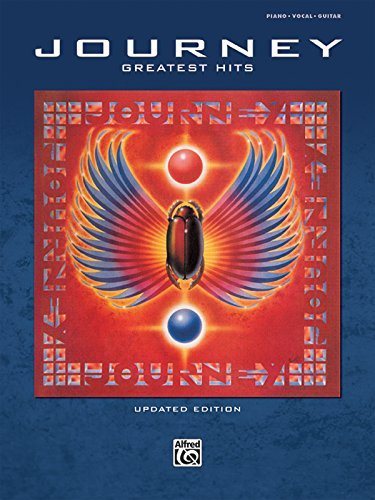 Journey Greatest Hits: Piano/ Vocal / Guitar