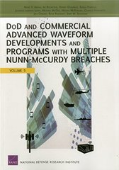 Dod and Commercial Advanced Waveform Developments and Programs With Multiple Nunn-mccurdy Breaches