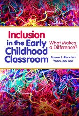 Inclusion in the Early Childhood Classroom: What Makes a Difference?