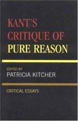 Kant's Critique of Pure Reason: Critical Essays