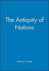 The Antiquity of Nations