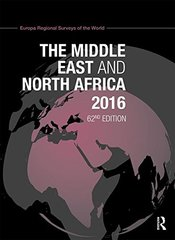 The Middle East and North Africa 2016