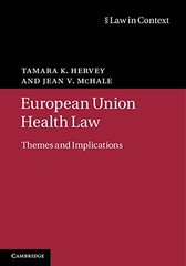 European Union Health Law: Themes and Implications