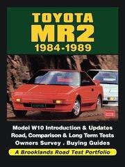 Toyota MR2 1984-1989
