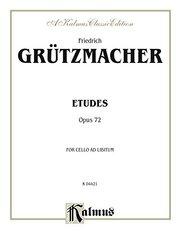 Etudes, Op. 72, Kalmus Edition