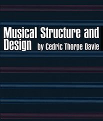 Musical Structure and Design