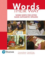 Word Sorts for Letter Name-Alphabetic Spellers