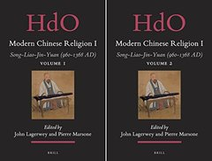 Modern Chinese Religion: Song-liao-jin-yuan 960-1368 Ad