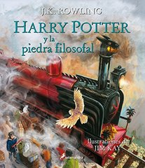 Harry Potter y la piedra filosofal/ Harry Potter and the Sorcerer's Stone