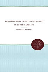 Administrative County Government in South Carolina