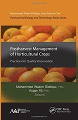 Postharvest Management of Horticultural Crops: Practices for Quality Preservation