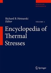 Encyclopedia of Thermal Stresses