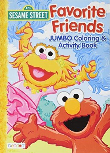 Buy Sesame Street Coloring Book by Bendon | Bulk, Wholesale - BulkBooks