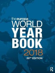 The Europa World Year Book 2018
