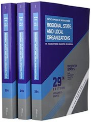 Encyclopedia of Associations: Western States